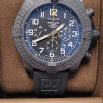 Breitling Avenger Hurricane 50mm Schwarz Arabisch