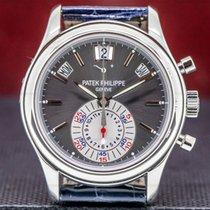 Patek Philippe Annual Calendar Chronograph 5960P Ottimo Platino 40.5mm Automatico