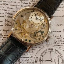 Breguet Tradition Or blanc 37mm Argent Romain France, Le Rheu