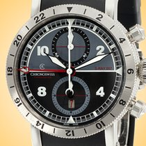 Chronoswiss Steel 44mm Automatic CHD-7533G-DN new United States of America, Illinois, Northfield