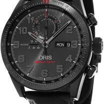 Oris Audi Sport Titanium Black United States of America, New York, Brooklyn