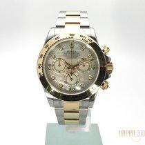 Rolex Daytona Cosmograph 40 Edelstahl / Gelbgold 116503 MOP