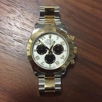 Rolex Daytona 116523 Stainless Steel & 18K Gold Model...
