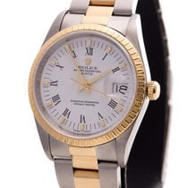 Rolex Oyster Perpetual Date 18 KA Gold & Steel