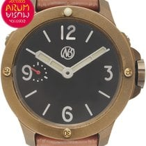 Ennebi Bronze 47mm Manual winding 9663 pre-owned