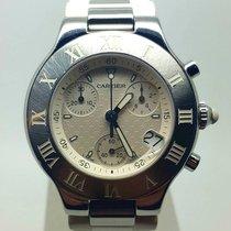 Cartier 21 Chronoscaph -Full Set-
