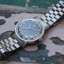 Enicar Vintage Ocean Pearl Star Jewel Date Diver