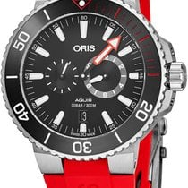 "Oris Regulateur ""Der Meistertaucher"" Titanium Black United States of America, New York, Brooklyn"