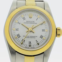 Rolex Oyster Perpetual Lady 76183 Stahl/Gold