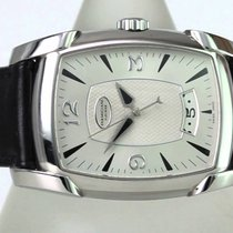 Parmigiani Fleurier Kalpa Steel 52mm Silver Arabic numerals United States of America, New York, Scarsdale