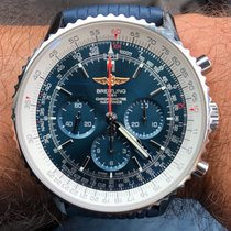 Breitling Navitimer 01 46 B/P 5years & 3 straps