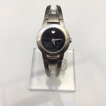 Movado Acier 25mm Quartz 604759 occasion France, La Rochelle