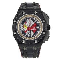Audemars Piguet Royal Oak Offshore Grand Prix Carbon 44mm Black No numerals United States of America, New York, NYC