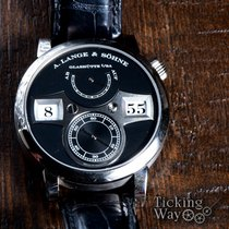 A. Lange & Söhne Zeitwerk White gold 41.9mm Black Arabic numerals United States of America, California, Irvine