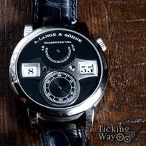 A. Lange & Söhne 140.029 White gold 2013 Zeitwerk 41.9mm pre-owned United States of America, California, Irvine