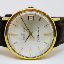 Eterna Yellow gold 36mm Automatic Centenaire pre-owned
