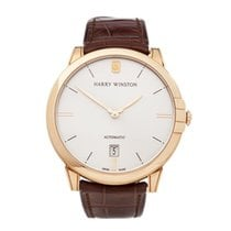 Harry Winston new Automatic 39mm Rose gold