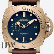 Panerai 47mm Automatic 2018 new Special Editions Blue