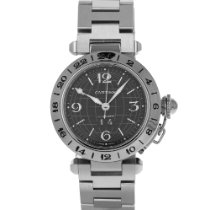 Cartier Pasha C Steel 35mm Black United States of America, Maryland, Baltimore, MD