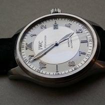 IWC Fliegeruhr Mark Stahl 39mm Silber Arabisch Schweiz, Northeastern Switzerland