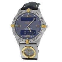 Breitling Aerospace Titanium 40mm Grey Arabic numerals United States of America, New York, New York