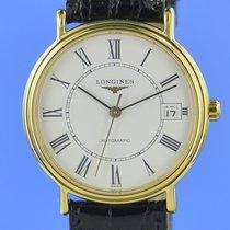 Longines La Grande Classique Gold/Stahl 34mm Weiß Deutschland, Berlin