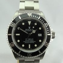 Rolex 40mm Automatic 2008 pre-owned Sea-Dweller 4000 Black