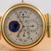 Gérald Genta Yellow gold 36mm Automatic G2132.4 pre-owned