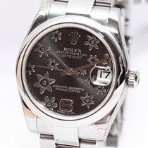 Rolex Lady-Datejust neu 2016 Automatik Uhr mit Original-Box 178274