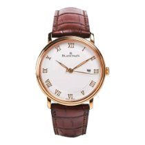 Blancpain Villeret Ultra-Slim new Automatic Watch with original box and original papers 6651-3642-55B
