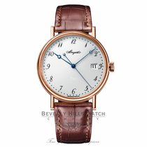 Breguet Classique Rose gold 38mm White Arabic numerals United States of America, California, Beverly Hills