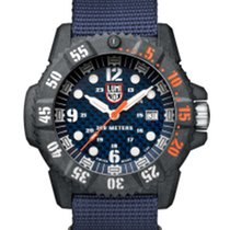 Luminox Carbon 46mm Quartz 7630040940245 new