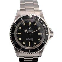 Rolex Submariner (No Date) Steel 40mm Black No numerals United Kingdom, Tunbridge Wells