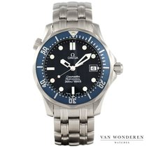 Omega Seamaster Diver 300 M Staal 36mm Blauw Nederland, Purmerend
