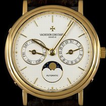 Vacheron Constantin Yellow gold 34mm Automatic 47009-0003-J pre-owned
