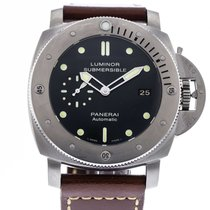 Panerai Luminor Submersible 1950 3 Days Automatic Titanium 47mm Black United States of America, Georgia, Atlanta