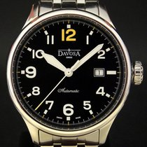 Davosa Steel 42mm Automatic pre-owned