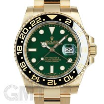 Rolex II 116718LN GMT-Master II 40mm pre-owned
