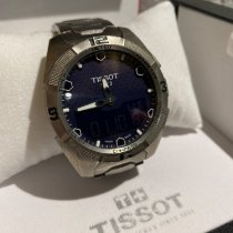 Tissot T-Touch Expert Solar T091.420.44.041.00 2017 pre-owned