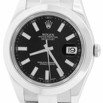 Rolex Datejust II Steel 41mm Black United States of America, New York, Smithtown