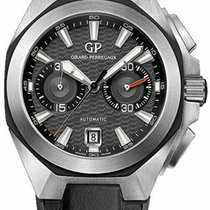 Girard Perregaux Chrono Hawk Steel 44mm United States of America, Florida, Sarasota