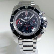 Tudor Grantour Chrono 20350N 2012 pre-owned