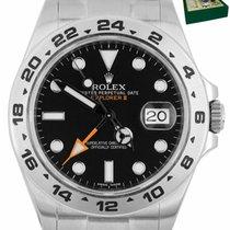 Rolex Explorer II Steel 42mm Orange United States of America, New York, Smithtown
