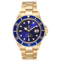Rolex Submariner Date 16618 1990 occasion