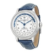 Baume & Mercier Men's M0A10106 Capeland Worldtimer Watch