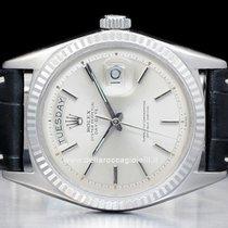 Rolex Presidente Oro Blanco