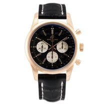 Breitling Transocean Chronograph Red gold 43mm Black United Kingdom, London