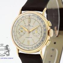 Baume & Mercier 18K Rose Gold Chronograph Valjoux 69...