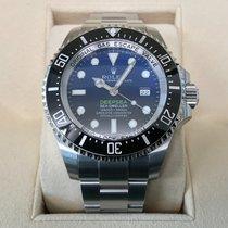 Ρολεξ (Rolex) Sea-Dweller Deepsea D-Blue 2018 LC-EU