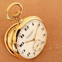萬國 (IWC) Pocket watch 14K Gold Cal 52 International Watch...